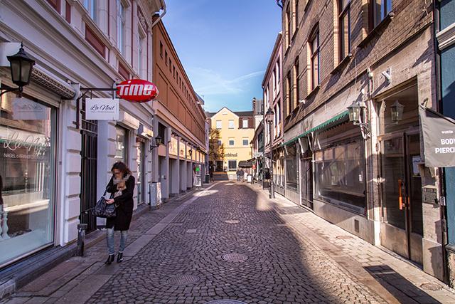 Utgång till Bruksgatan